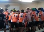 Congrats to the Under 16's with victory over their GF nemesis Proserpine