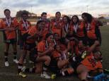 Congrats to the Wests Tigers Ladies on winning the 2012 Grand Final