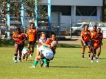 West Tigers Ladies in Action